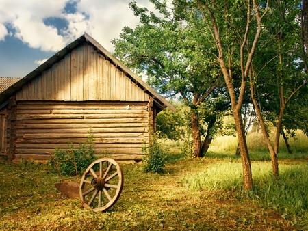 나무 바퀴와 쟁기와 국가 마당