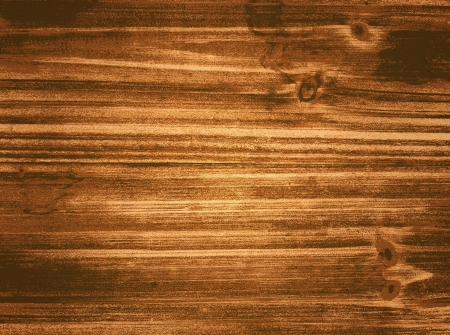 Illustration of the Natural Brown Wooden Background Stock Vector - 17311328