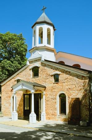 entranceway: St  Sarkis Armenian Apostolic Church, Varna, Bulgaria