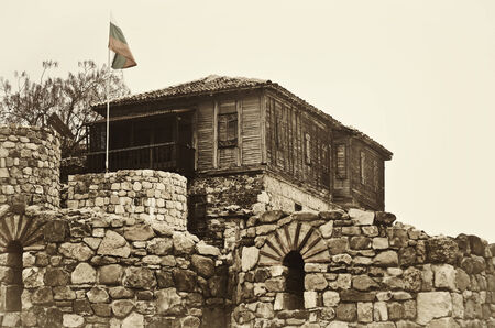 bygone: Remnants Of The Old Fortress  Sozopol, Bulgaria
