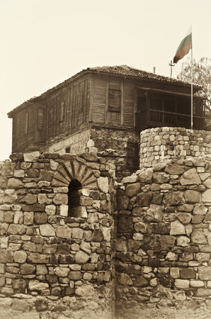 remnants: Remnants Of The Old Fortress  Sozopol, Bulgaria