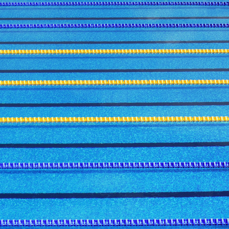 lame: Swimming Pool With Lane Ropes