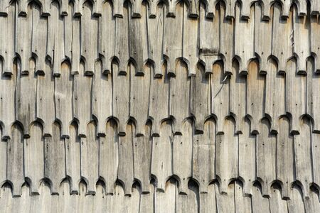 cladding tile: Background From The Wooden Roof Tiles