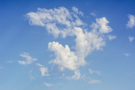 cumulus: Clouds on th Sky