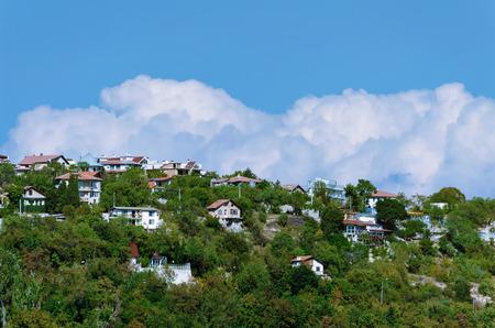 littoral: Houses in Coastal Area, Varna, Bulgaria