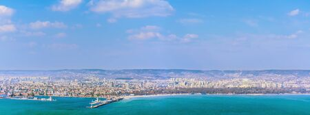 Panoramic View of Varna, Bulgaria