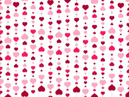 Walentynki dzień Streszczenie tle serca