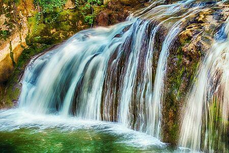 Waterfall in Dryanovo, Bulgaria