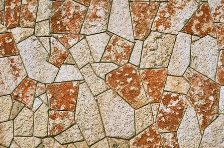Stone Hintergrund Standard-Bild