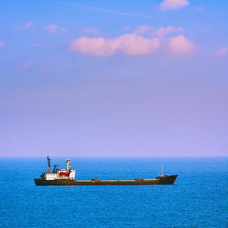 General Cargo Ship in the Black Sea