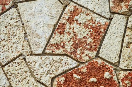 crannied: Stone Background
