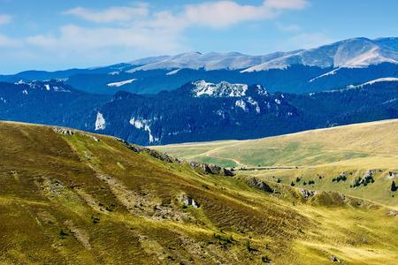 Cota 2000 in Bucegi Mountains, Sinaia, Romania