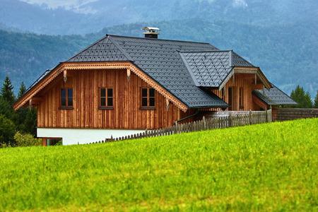 dwelling: House in Salzkammergut Mountains Range of the Northern Limestone Alps