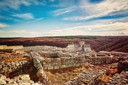 Remains of the Shumen Fortress, Bulgaria Editorial