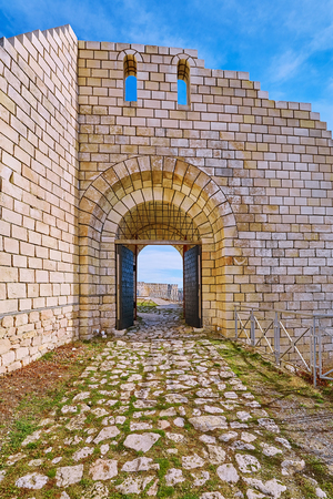Main Entry of the Shumen Fortress, Bulgaria