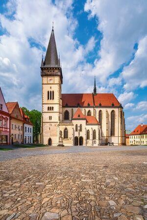 Bazylika św. Idziego (Bazilika minor sv. Egidia) w Bardejowie na Słowacji