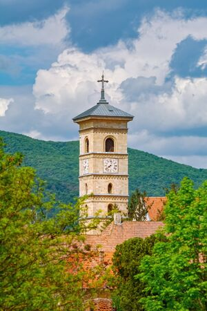 St. Michaels Cathedral in Alba Carolina Citadel, Alba Iulia, Romania