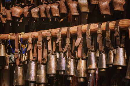 Used Old Things in Junk Shop, Bulgaria