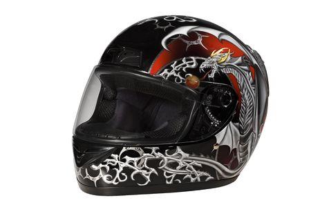 black helmet Stock Photo - 7990979