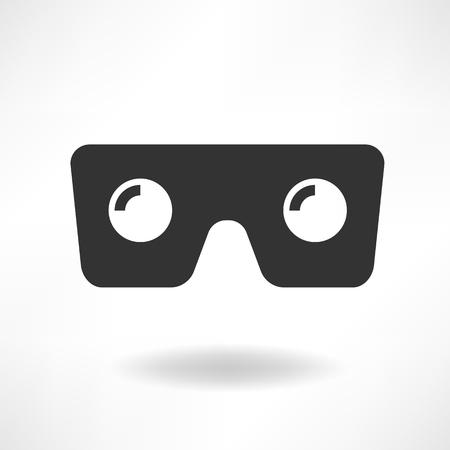 VR Glass Icon