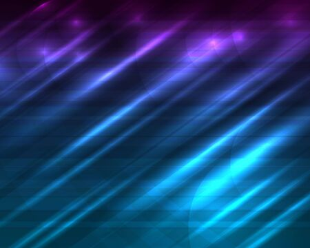 digital background: Blue Abstract Background