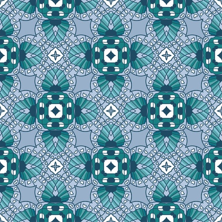 textile design: Geometry abstract background