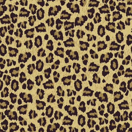 furry animals: Leopard skin texture