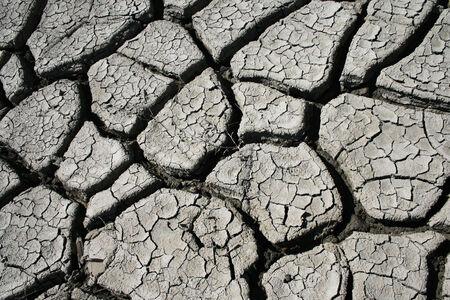 shrinkage: shrinkage cracks Stock Photo
