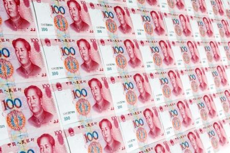 China Valuta van de Chinese bankbiljetten