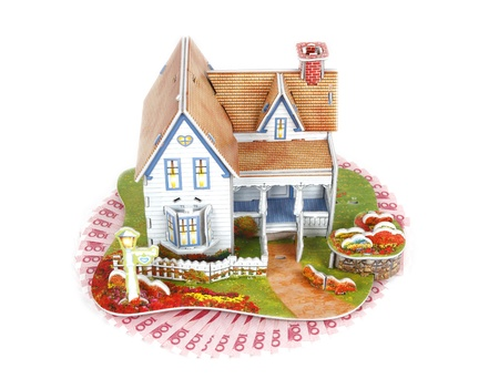 Chinese Real Estate Stock Photo - 17938181