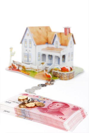 Chinese Real Estate Stock Photo - 17938158