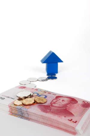 Chinese Economics Growth Stock Photo - 17938163
