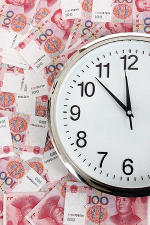 Time, money Stock Photo - 17938210