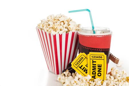 Cinema Objekte Standard-Bild