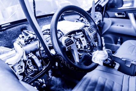 auto repair: Auto repair factory