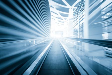 Escalator Banque d'images