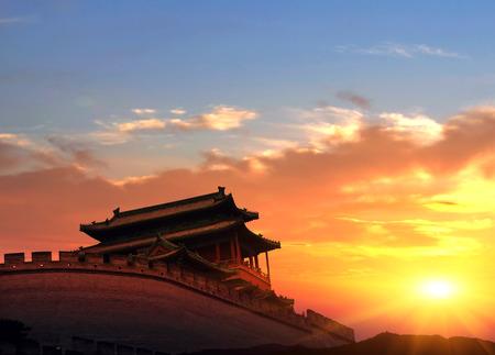 北京 報道画像