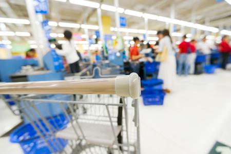 Einkaufen Standard-Bild