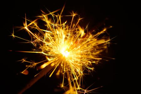 fullhd: fireworks Stock Photo