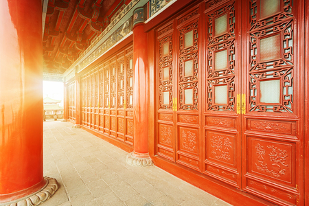 Chinese oude architectuur, oude religieuze