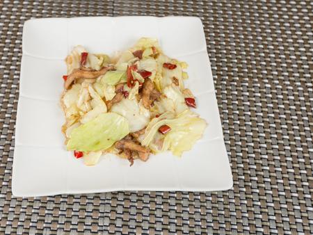 Shredded cabbage Zdjęcie Seryjne