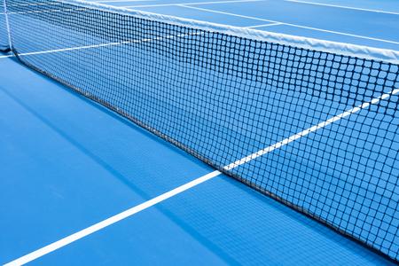 Cancha de tenis Foto de archivo - 80243984