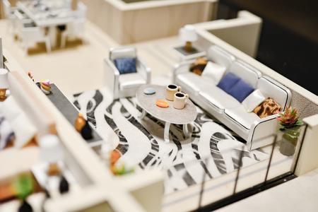 showroom unit model