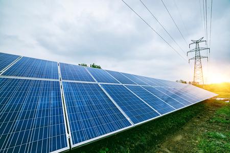 Zonnepanelen, nieuwe energiebronnen in China