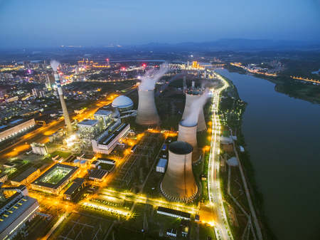 Thermal power plants in china. Open energy