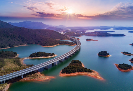 Chinas coastal islands,Seaside Road,Seaside Road,