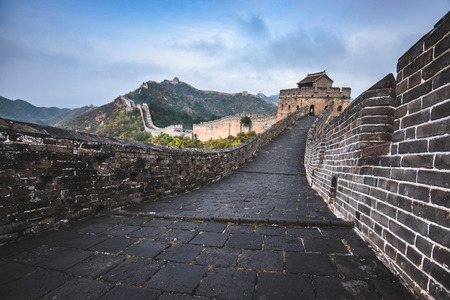 Great Wall of Beijing, China