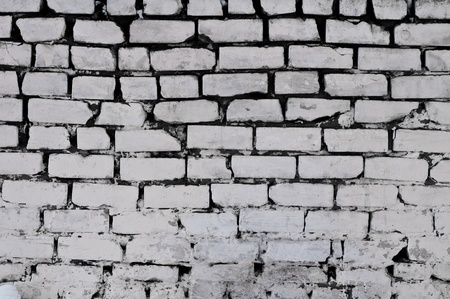 vintage brick wall texture Stock Photo - 12865398