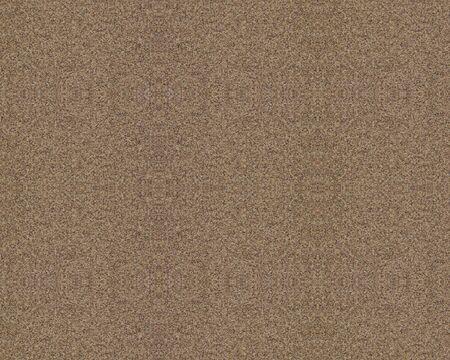 grit: 120 Grit brown sandpaper, macro.