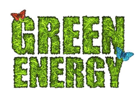 Green energy Stock Photo - 16403971
